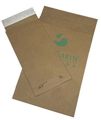 Kraft EcoNatural Heavy Duty Peel & Seal Bags