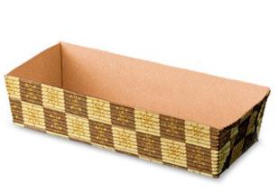 Emblem Paper Baking Loaf Pan