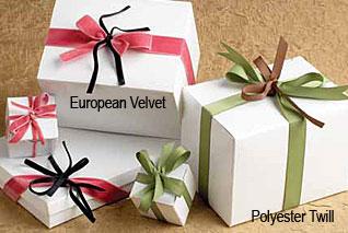 European Velvet Ribbon