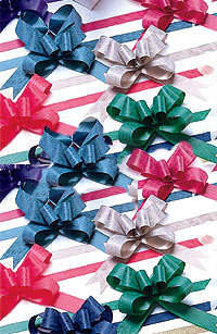 Butterfly Flair Pull Bows