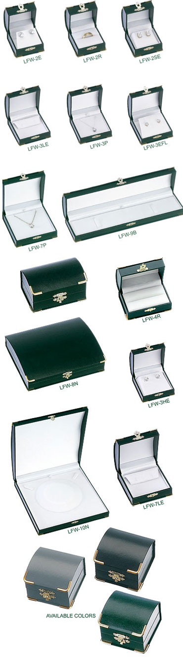 Flamante Leatherette Box Collection