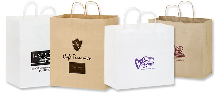 Short Run Carry Out Bags
