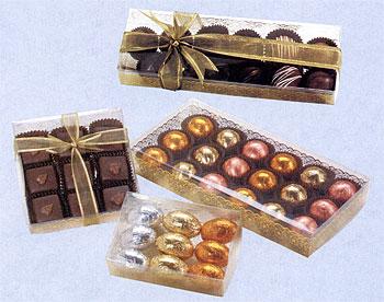 Geneva Plastic Candy Boxes