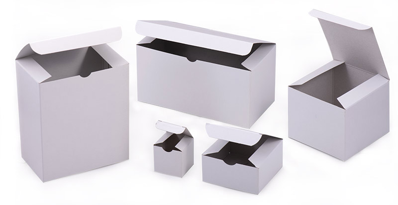 Newberry White Gloss Gift Boxes