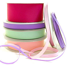 Grosgrain Fabric Ribbon