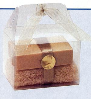 Handled Tote Box