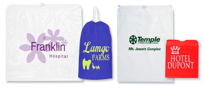 Drawstring Plastic Bags .00175