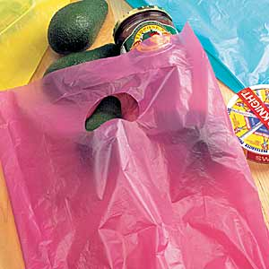 High Density Plastic Bags