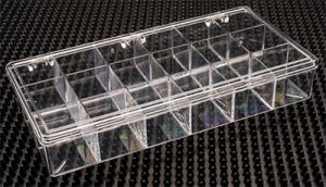Rigid-Clear-Hinged-Partition-Boxes