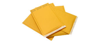 Independence Bubble Mailers (free shipping)