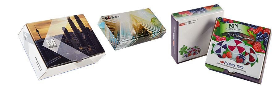 Premium Full Color Custom Printed Shipping Boxes