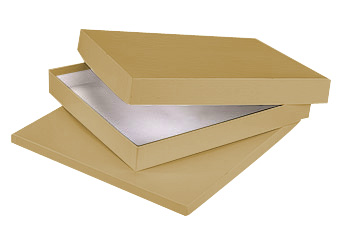 'Ohio Prime'  Matte Brown Kraft Boxes