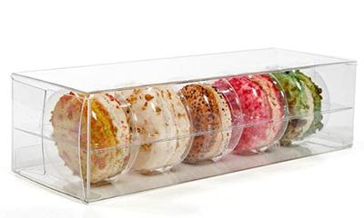 5 French Macaron Box Set