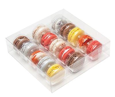 15 French Macaron Box Set