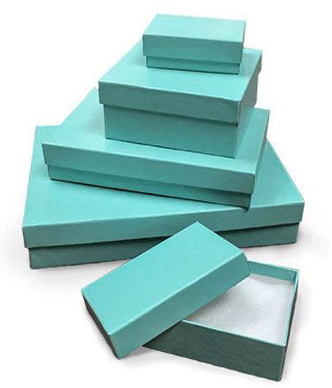 Aqua Jewel Collection Jewelry Boxes