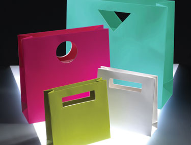Colored Mod Bags
