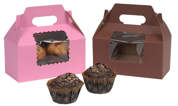 Ohio Valley Window 2 Cupcake Gable Boxes