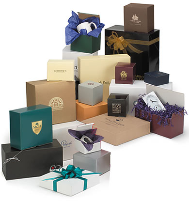 Special Order Fancy Color 1 Piece Gift Boxes