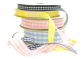 Party Plaid Ribbon