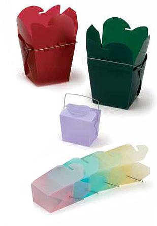 Plastic Take-out Pails