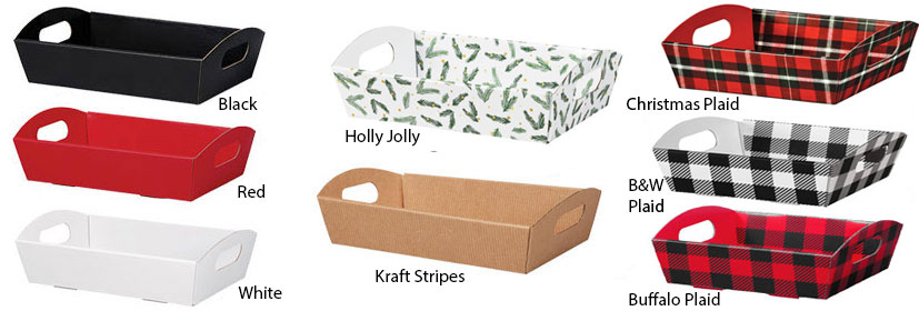 Corrugated  PresentationTrays