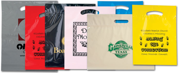 Short Run Die Cut Bags