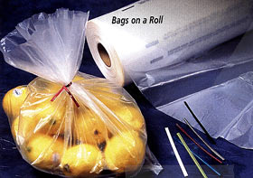 FDA Approved Plastic Produce Bags