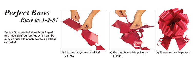 Perfect Pull Bows