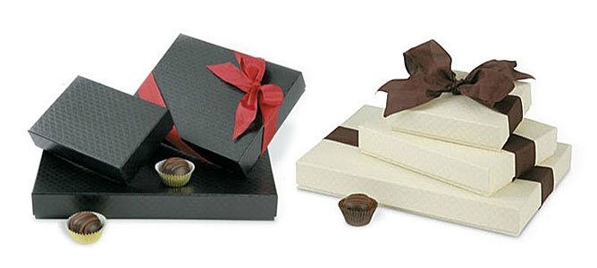 Luxury Quilted Set-Up Boxes