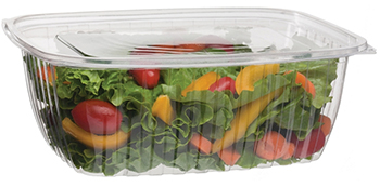 Biodegradable 64 oz. Take Out Container