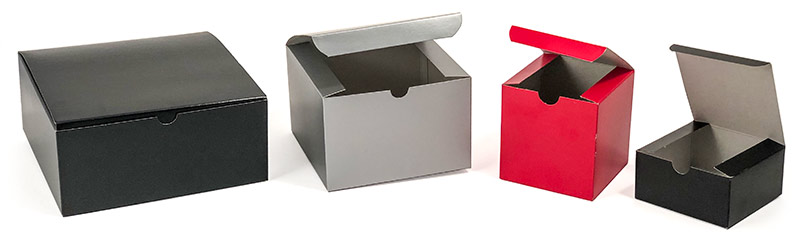 Gloss Tuck 1 Piece Gift Boxes