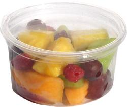 Biodegradable 16 oz. Clear Deli Container