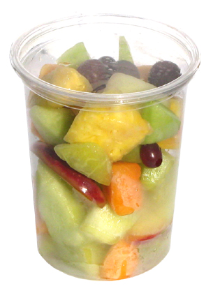 Biodegradable 32 oz. Clear Deli Container
