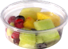 Biodegradable 8 oz. Clear Deli Container