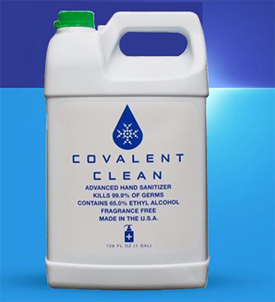 65% Ethyl Alcohol Hand Sanitizer