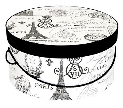 Paris Hat Boxes