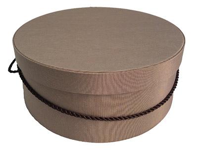 Pecan Hat Boxes
