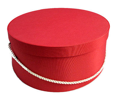 Coral Hat Boxes