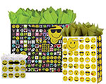 Emojis Gift Totes Rope Handles Collection