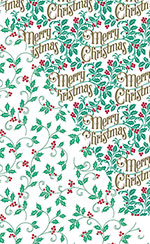 Holly Jolly Christmas Reversible