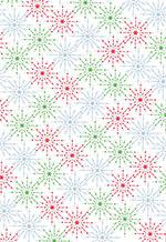 Snowflake Dance Foil
