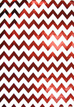 Peppermint Chevron Foil