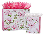Magnolia Gift Totes Ribbon Handles Collection
