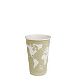 Biodegradable 16 oz. Paper Cups