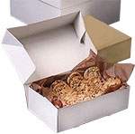1 Piece Folding Cake Pastry Boxes
