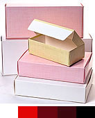 1 Piece Colored Candy & Macaroon Boxes