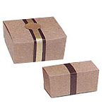 2 and 4 Piece Candy Ballotin Box