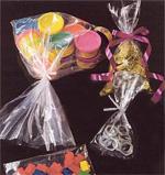 Gussetted Polyethylene Plastic Bags