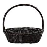 2057 Oval Brown Basket