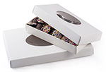 2 Piece Oval Window Candy Boxes